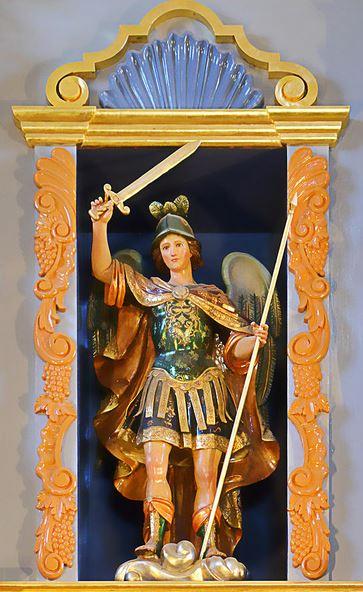 San Miguel Arcángel el guerrero de Dios