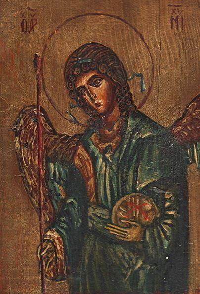 Icono del Arcángel Miguel