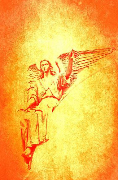 San Miguel Arcángel el Guerrero de Luz