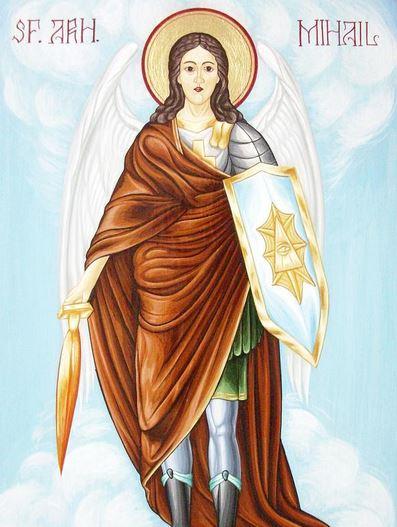 Arcángel Miguel el Gobernador del Ejércitos del Cielo