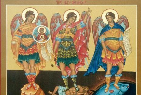 Los Santos Arcángeles