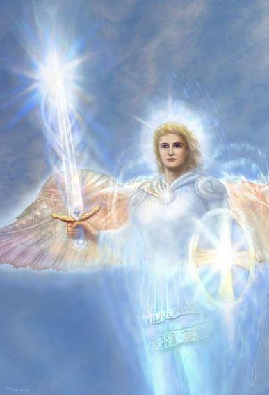 San Miguel Arcángel el gran Guerrero de Dios