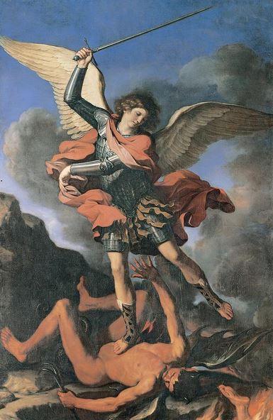 ¡Felicidades San Miguel Arcángel en tu día!