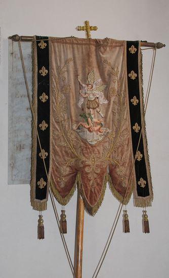 Estandarte de San Miguel Arcángel