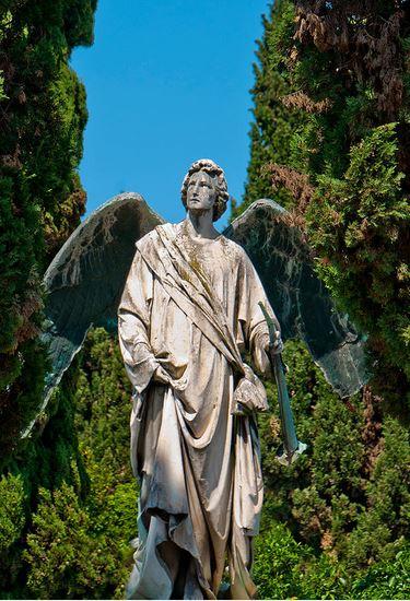 San Miguel Arcángel el gran Príncipe de Dios