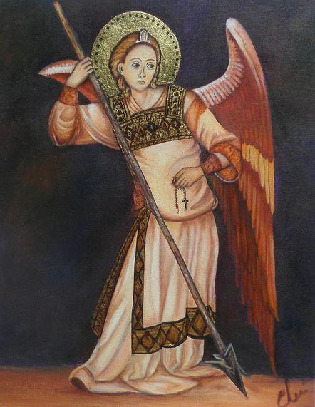 San Miguel Arcángel el guerrero del bien