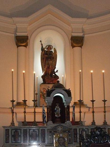 Altar de San Miguel Arcángel