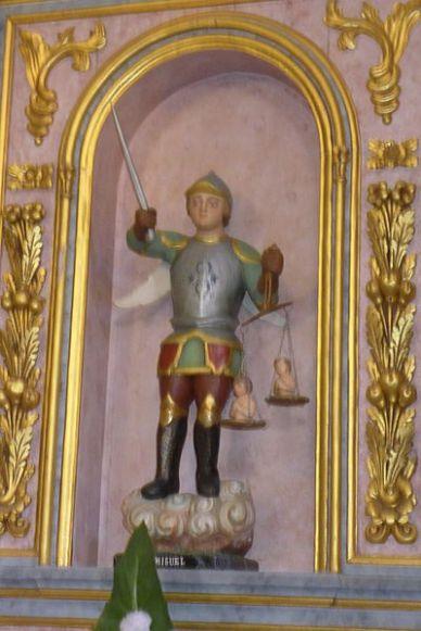 San Miguel pesador de almas