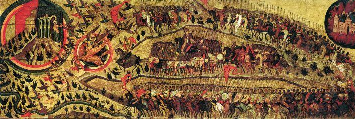 San Miguel Arcángel y la Iglesia Militante