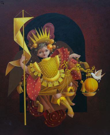 Arcángel Miguel pesador de almas