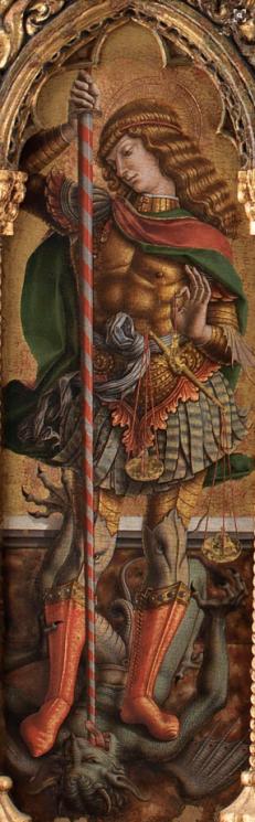 Arcángel Miguel