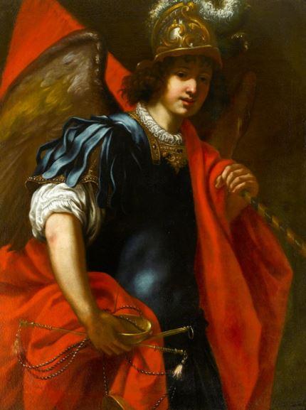 El príncipe de la milicia celestial