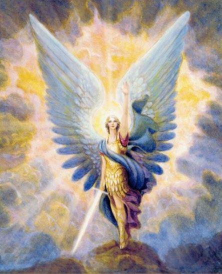 El resplandor de San Miguel Arcángel