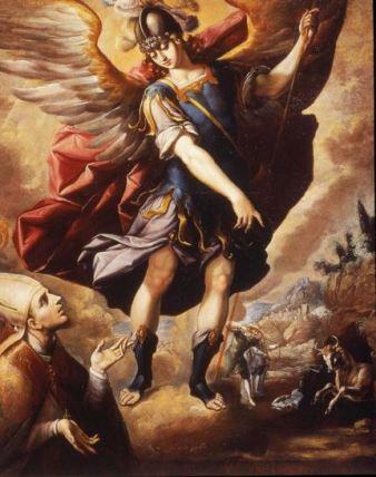 Aparición del Arcángel Miguel en el Monte Gargano