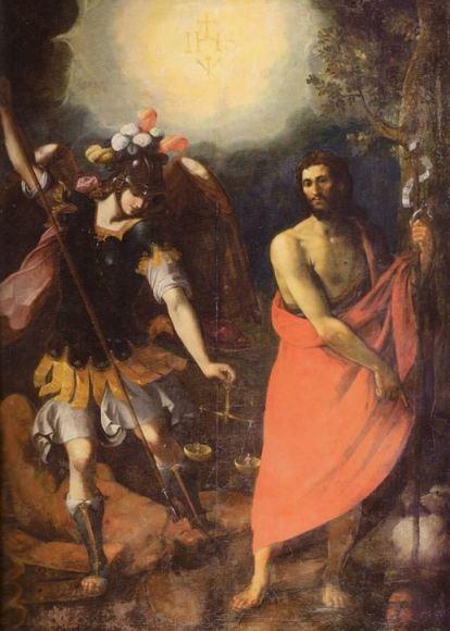 San Miguel Arcángel y San Juan Bautista