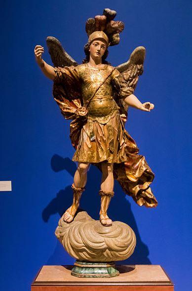San Miguel Arcángel el victorioso