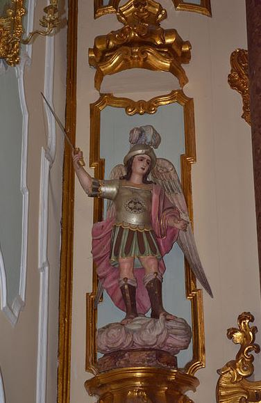 San Miguel Arcángel el príncipe celestial