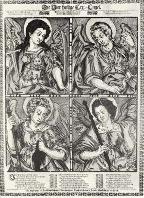 Los 4 Arcángeles
