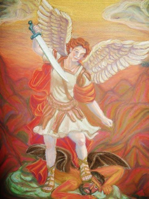 El Príncipe celestial contra Lucifer