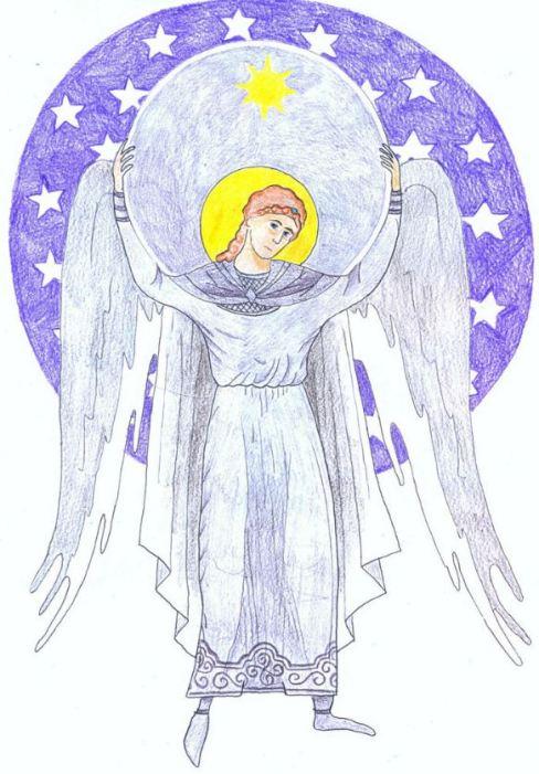 La intercesión del Arcángel San Miguel