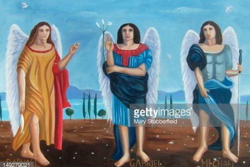 Los tres Arcángeles