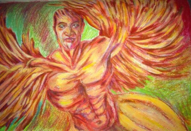 Miguel el príncipe celestial