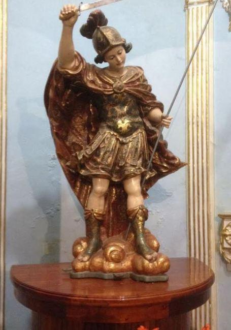 San Miguel Arcángel en batalla_1