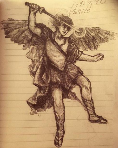 Arcángel Miguel el guerrero_1