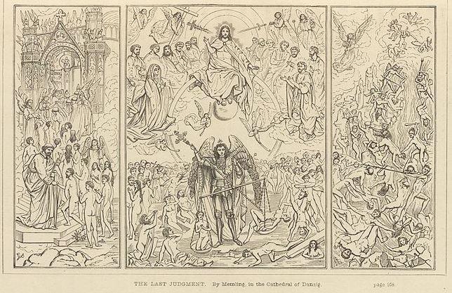 San Miguel Arcángel y los ángeles caídos_1