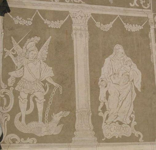 San Miguel sobre el dragón