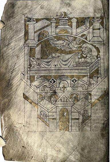 la-vision-del-obispo-aubert-sobre-san-miguel-arcangel