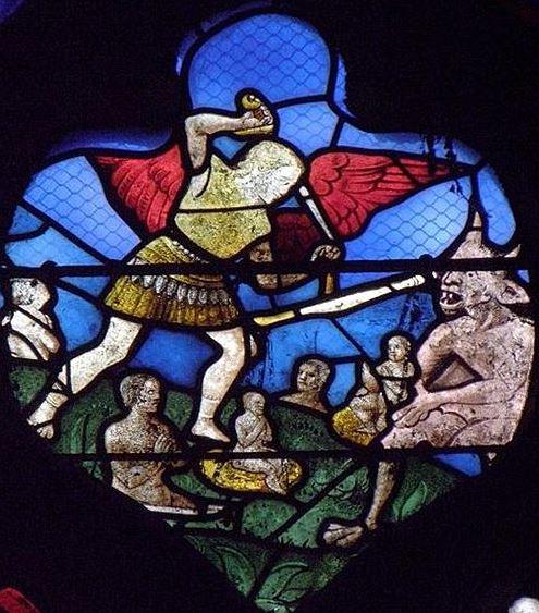 san-miguel-luchando-contra-satanas